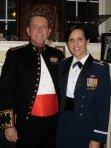 Maj. Kristi Beckman
